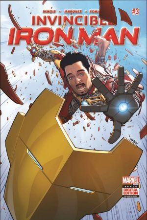 Invincible Iron Man (2015) #3