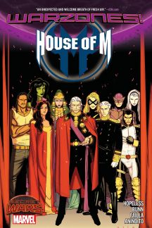 House of M: Warzones! (Trade Paperback)