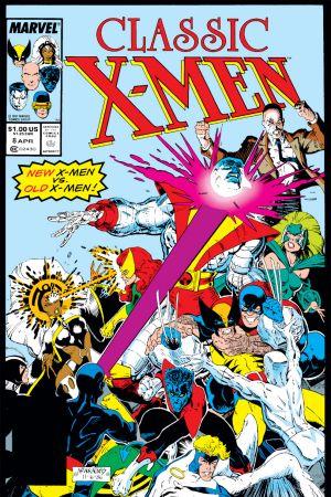 Classic X-Men (1986) #8