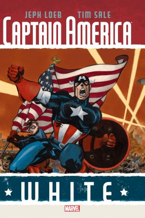 Captain America: White (Hardcover)