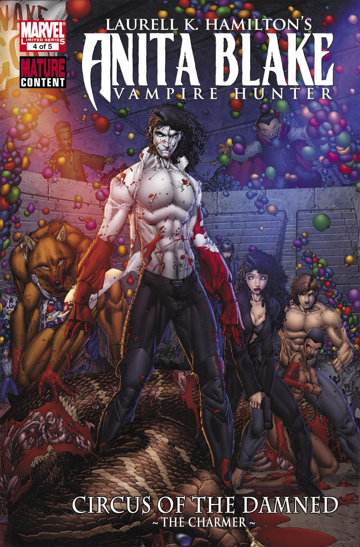 Anita Blake: Circus of the Damned - The Charmer (2010) #4