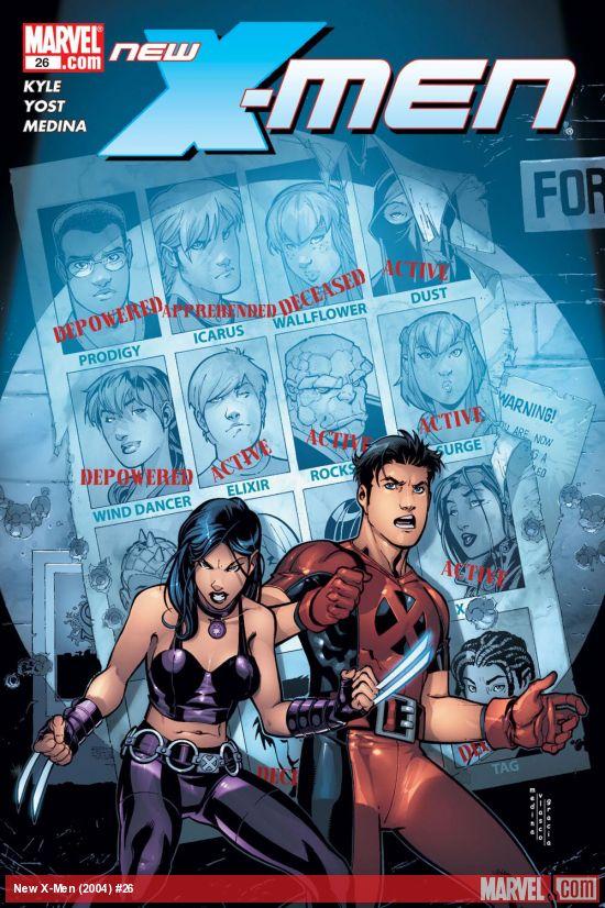 New X-Men (2004) #26