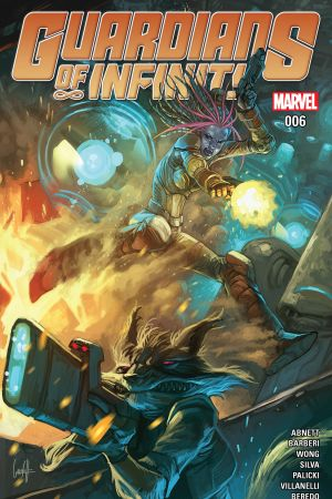 Guardians of Infinity (2015) #6
