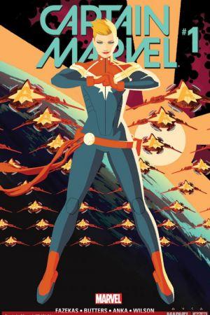 Captain Marvel (2016 - 2017)