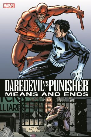Daredevil Vs. Punisher: Means & Ends (Trade Paperback)