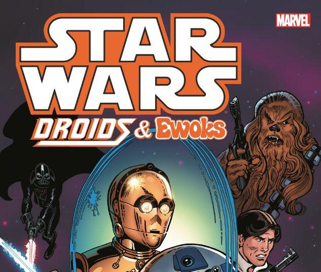 Star Wars: Droids & Ewoks (2016)