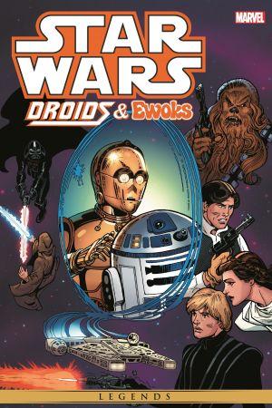 Star Wars: Droids & Ewoks Omnibus (Hardcover)