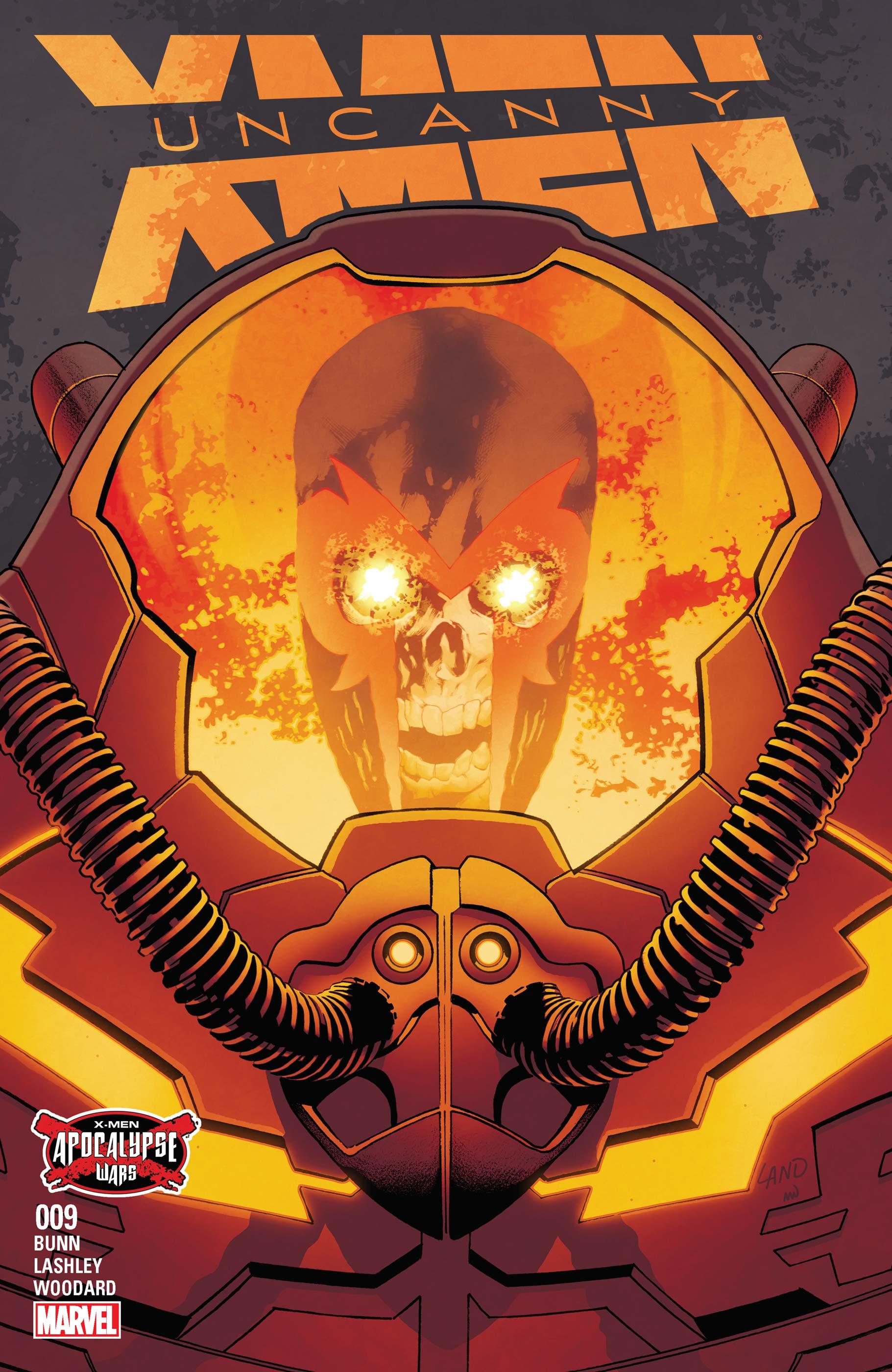 Uncanny X-Men (2016) #9