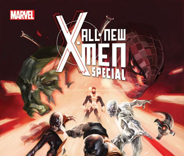 cover from All-New X-Men Special (2013) #1