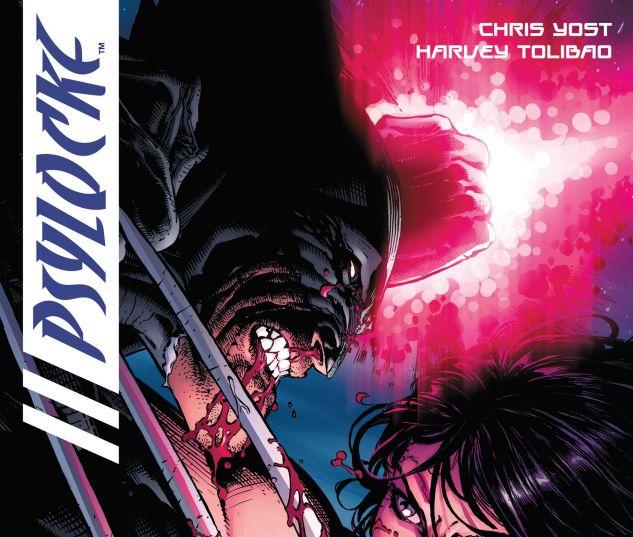 Psylocke (2009) #4