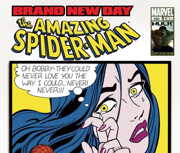 Amazing Spider-Man (1999) #560