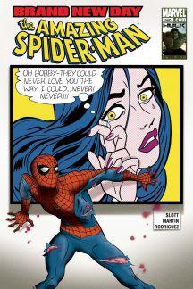 Amazing Spider-Man #560