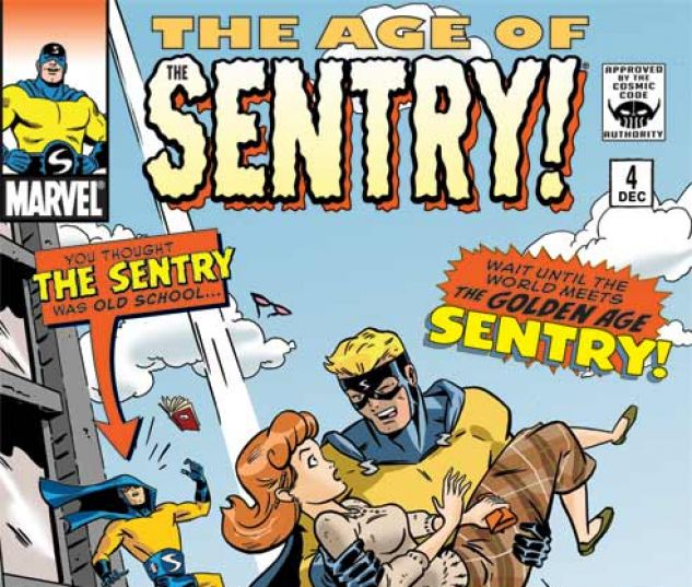 Age of Sentry #4