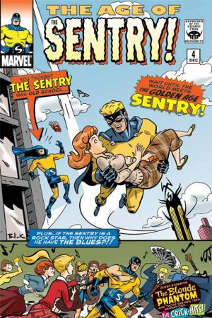 The Age of the Sentry (2008) #4
