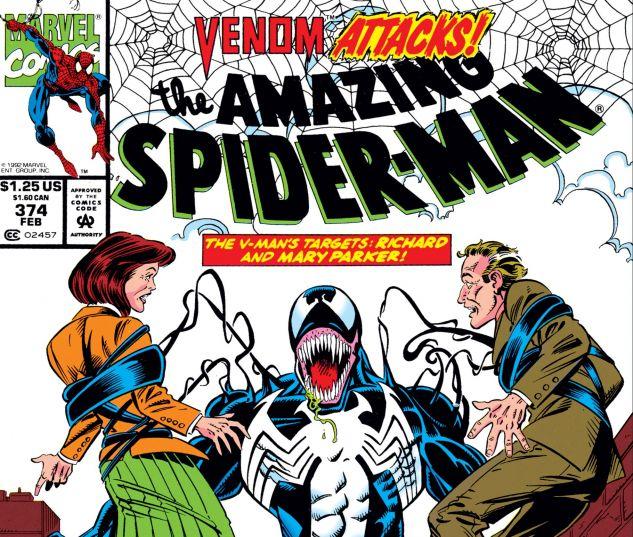 Amazing Spider-Man (1963) #374