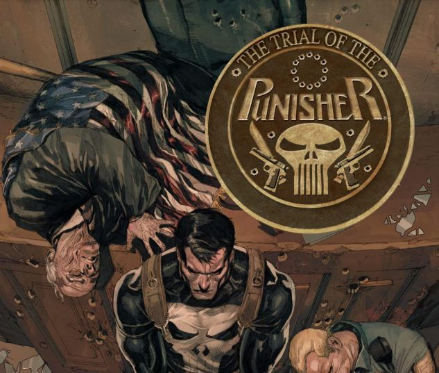 cover from Punisher: People Vs. Castle (2013) #2