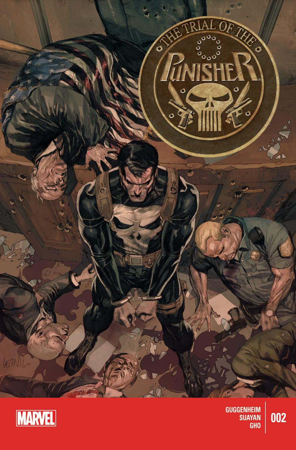 Punisher: The Trial of the Punisher (2013) #2