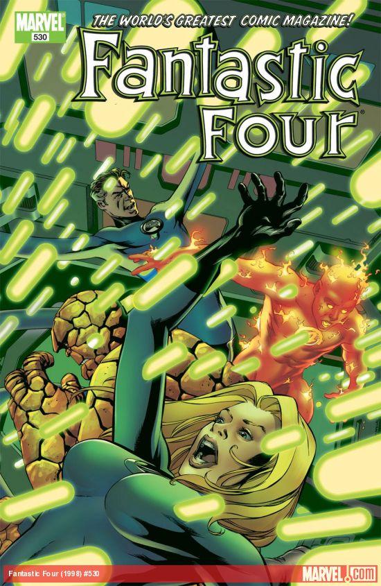 Fantastic Four (1998) #530