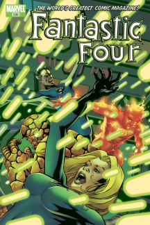 Fantastic Four #530