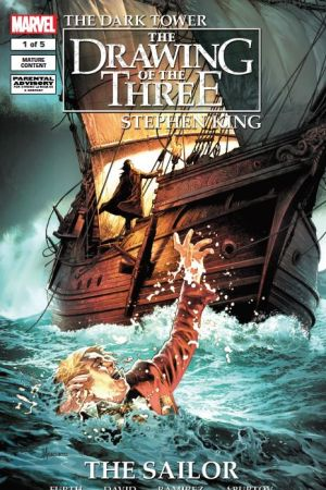 Dark Tower: The Drawing of the Three - The Sailor #1