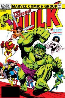 Incredible Hulk (1962) #283