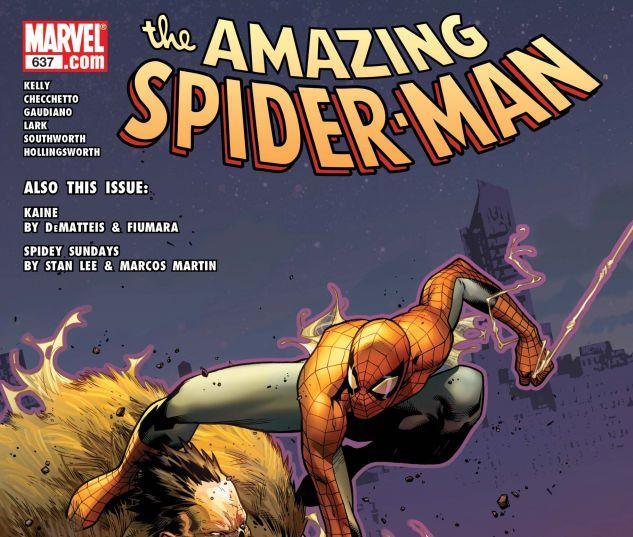 Amazing Spider-Man (1999) #637