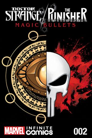 Doctor Strange/Punisher: Magic Bullets Infinite Comic #2