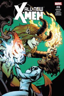 All-New X-Men (2015) #16
