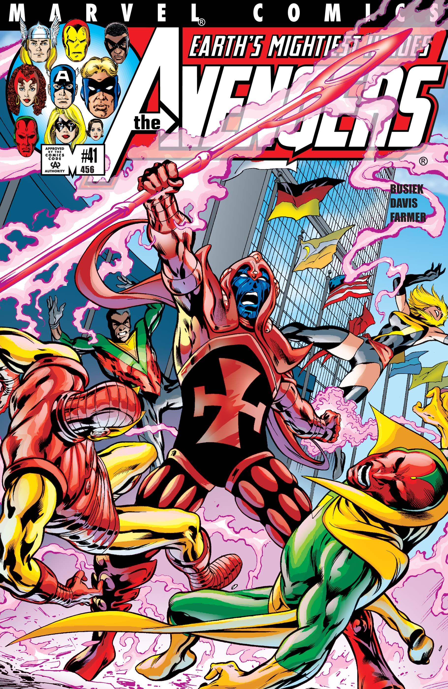 Avengers (1998) #41