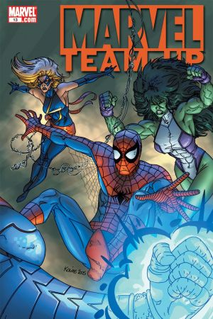 Marvel Team-Up (2004) #13