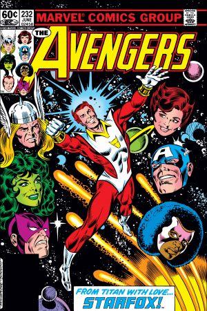 Avengers (1963) #232