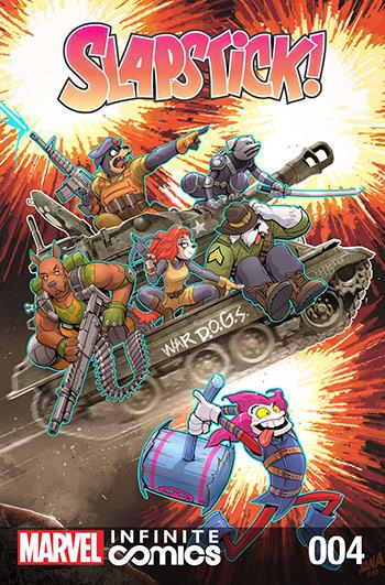 Slapstick Infinite Comic (2016) #4