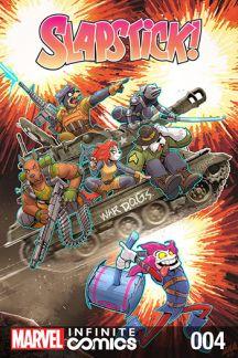 Slapstick Infinite Comic #4