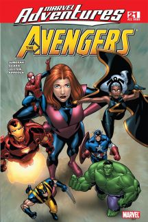 Marvel Adventures the Avengers (2006) #21