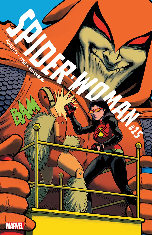 Spider-Woman (2015) #15