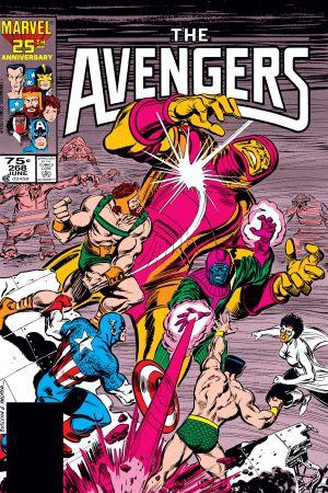 Avengers (1963) #268