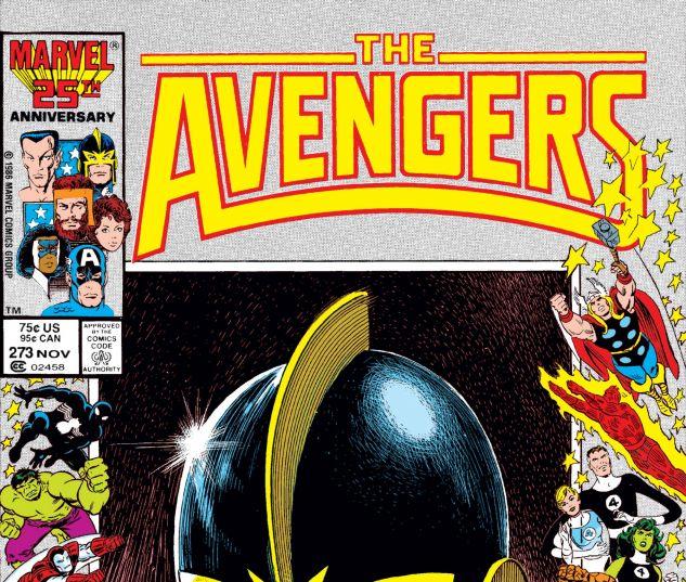 Avengers (1963) #273