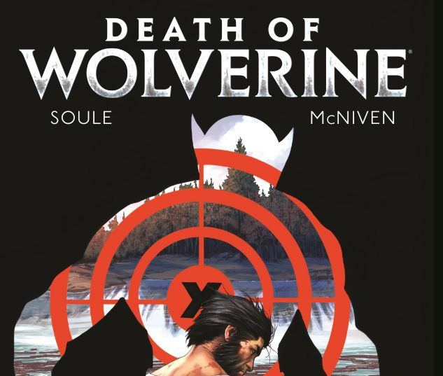 cover from Death of Wolverine (2015) (MCNIVEN COVER)