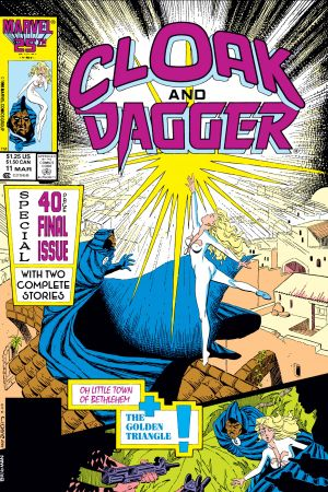 Cloak and Dagger (1985) #11
