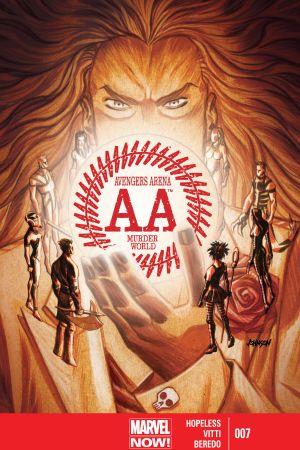 Avengers Arena (2012) #7