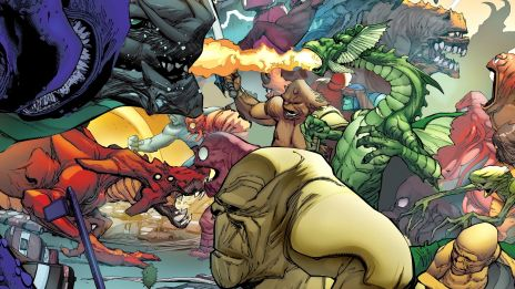 Marvel Monsters Unleashed- Part 3