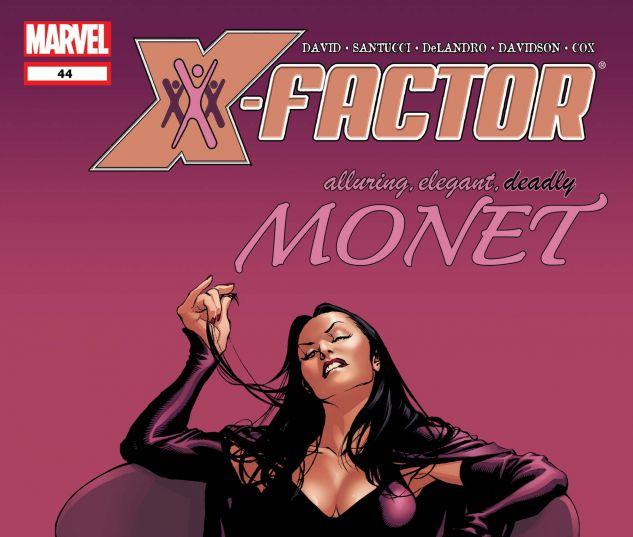 X-FACTOR (2005) #44