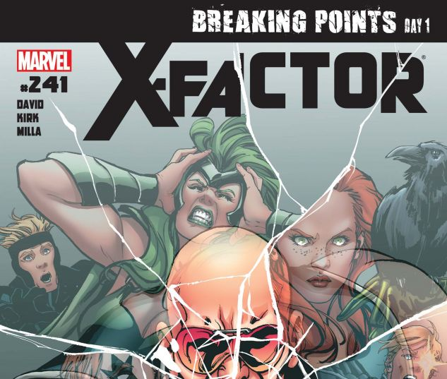 X-FACTOR (2005) #241