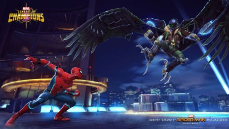 Marvel Contest of Champions Spider-Man Spotlight