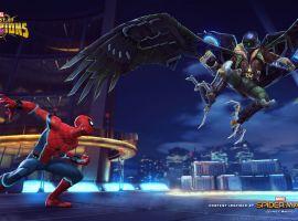 Marvel Contest of Champions Spider-Man Spotlight