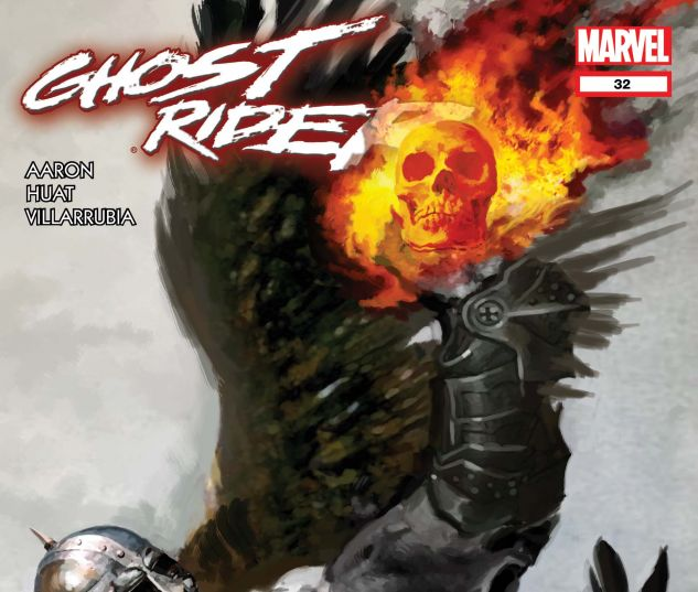 Ghost Rider (2006) #32