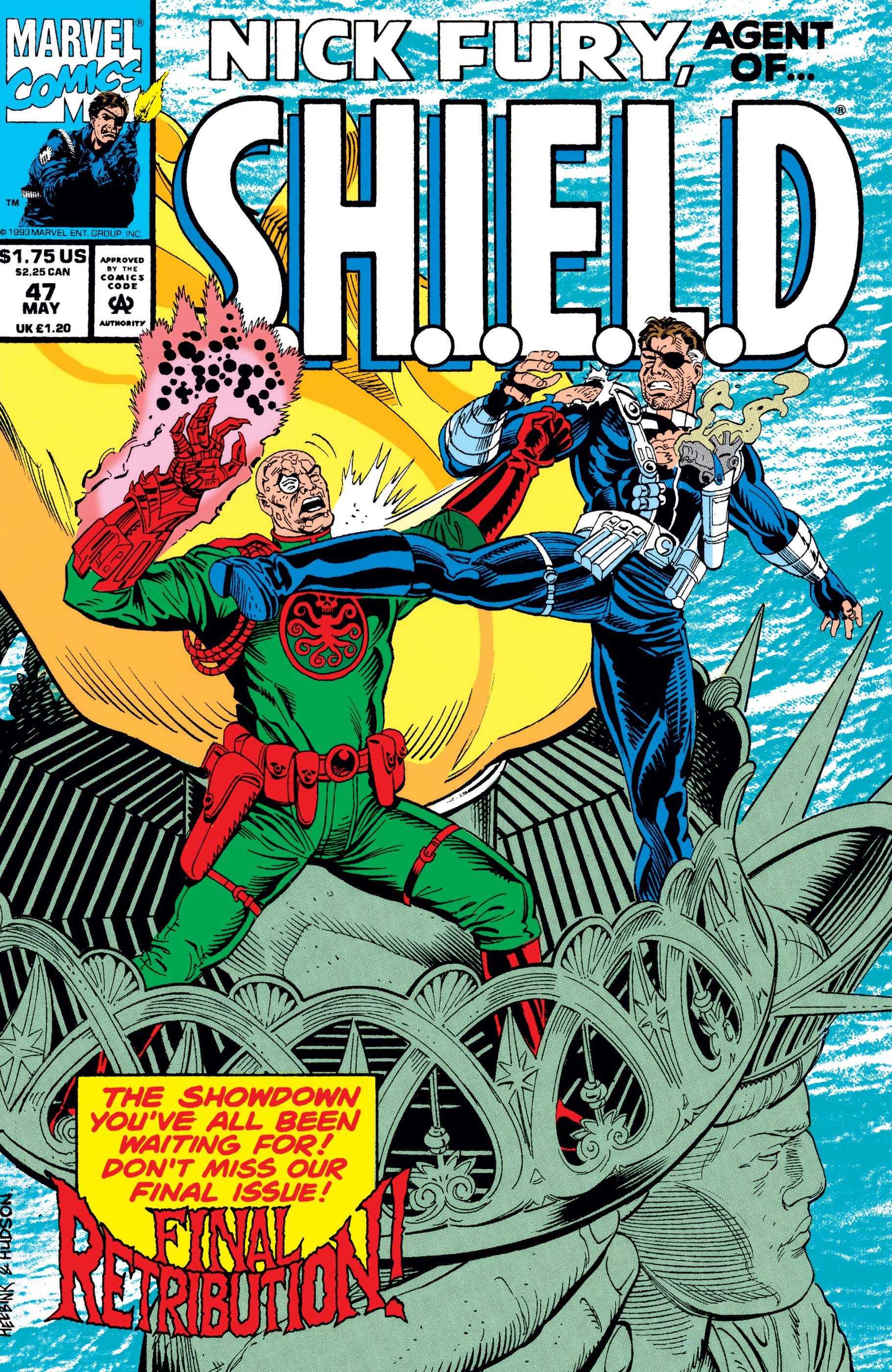 Nick Fury, Agent of S.H.I.E.L.D. (1989) #47