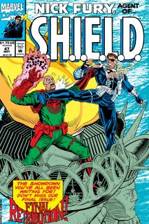 Nick Fury, Agent of S.H.I.E.L.D. (1989) #47