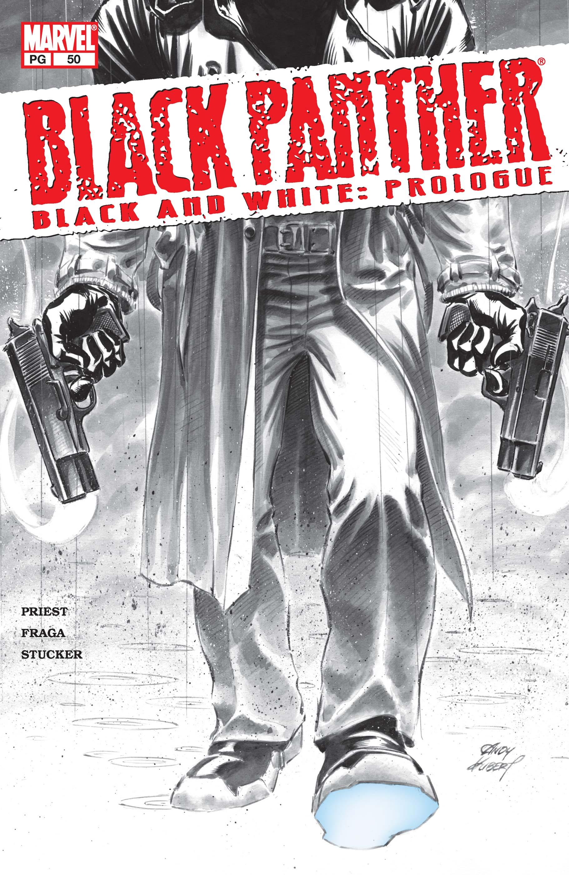 Black Panther (1998) #50