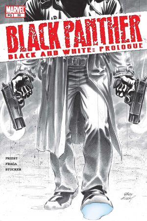Black Panther #50
